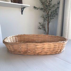 3 for $20🌼 Oval Basket